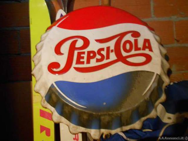 Cedo tappo pepis cola anni 60 - Torino