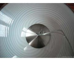 Lampadario vetro di murano capello - Verona