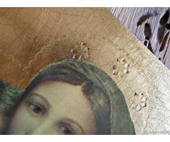 [ ICONA con Madonna e Bambino '900] - Veneto