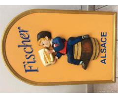 Quadro pub legno - Taranto