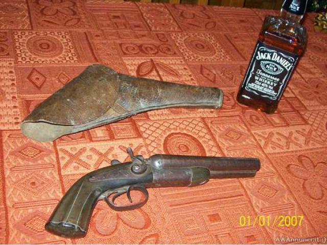 Pistola del 1800 - Piemonte