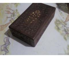 Cassetta in legno - Vibo Valentia