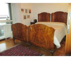 Camera da letto anno 1915 - Monza