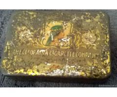Scatola sigarette Cleopatra - Venezia