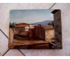 Quadro del pittore Marsi - Puglia