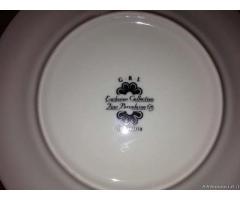 Servizio di Piatti C. Bavaria in porcellana 100pz - Agrigento