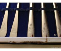 Servizio di posate inox 18pz per tipo Elegant Gioiel - Agrigento