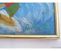 Quadro con cornice - Puglia
