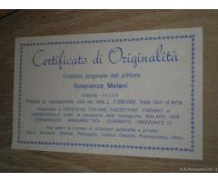 Fotolito con certificato - Puglia