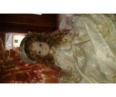 Bambole di porcellana capodimonte - L'Aquila