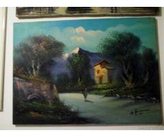 Quadro del pittore Di Giovanni - Puglia