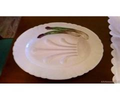Servizio asparagi ceramica ginori 1920 - Lombardia