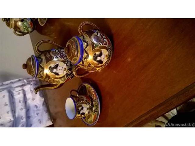 Servizio completo caffè porcellana finissima 1920 - Lombardia